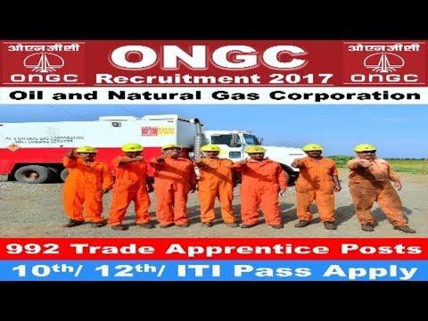 Oil and Natural Gas Corporation Limited Recruitment 2017 | Latest Sarkari Naukri  | Govt jobs