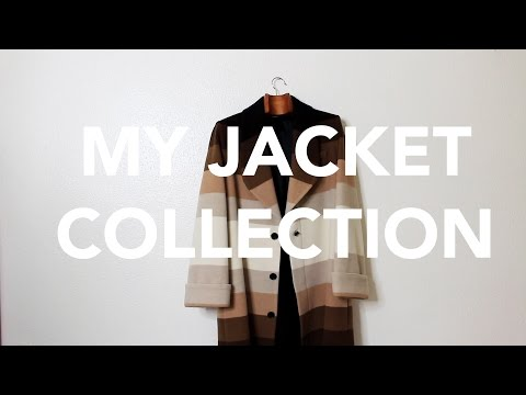 MY JACKET COLLECTION
