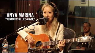 Whatever You Like Cover by Anya Marina on #SRShow - TI