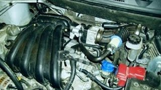 Замена свечей зажигания на Nissan Qashqai \Ленивый автовладелец.