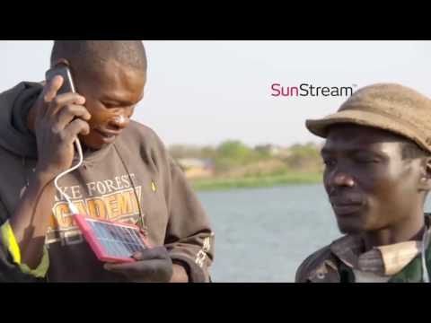 Mobile Solar in Action: Powering Business