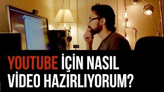 How do I make a video for YouTube? (Barış Özcan Channel)