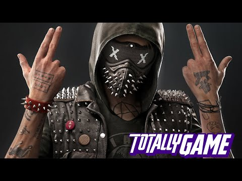 Unmasked: The Actor Who Plays Wrench in Watch Dogs | TOTALLY GAME |