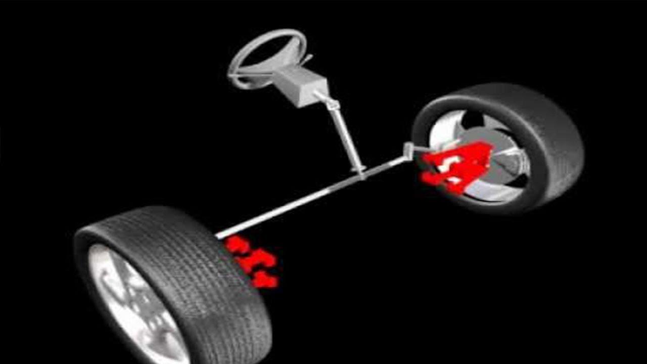 مبادئ ميكانيك السيارة - منظومة التوجيه