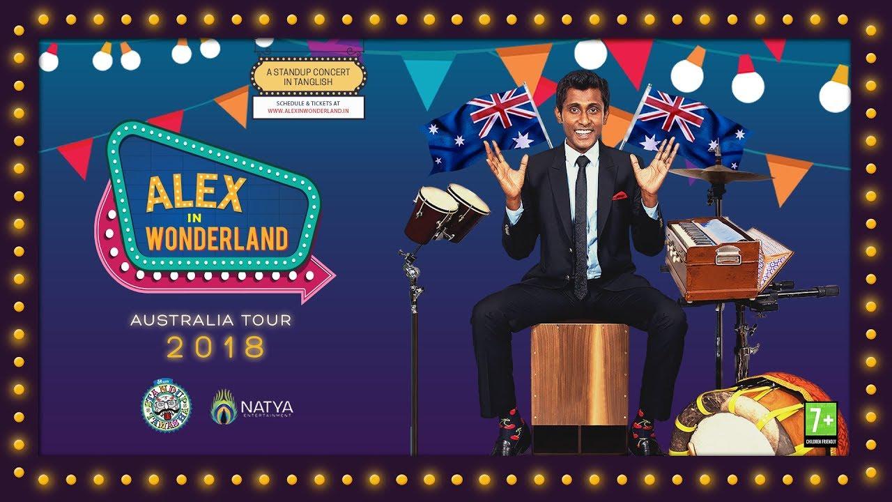 Alex in Wonderland - AUSTRALIA!
