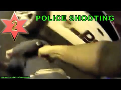 Police shooting criminals, part 2
