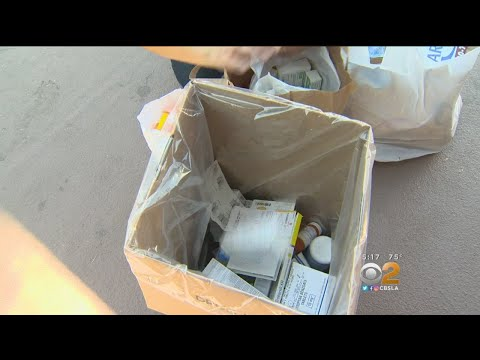 Drug takeback Day Hopes To Curb Opioid Addiction