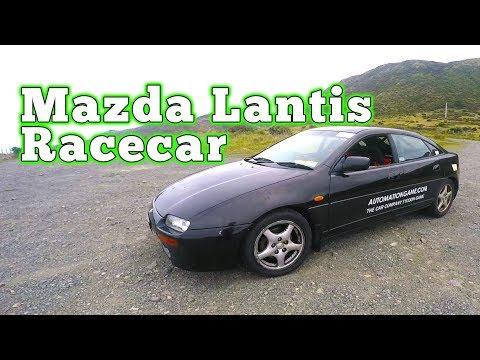 1993 Mazda Lantis V6 KFZE Race Car