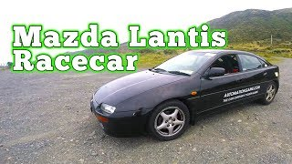 1993 Mazda Lantis V6 KF-ZE Race Car