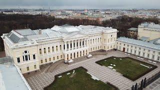 Юбилей в онлайн-режиме: Русский музей отметил 125-й день рождения с интернет-пользователями