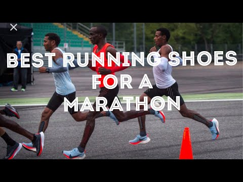 Marathon 101 What shoes to run a marathon in!
