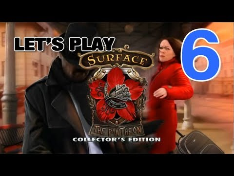 Surface 4: The Pantheon CE [06] w/YourGibs - Chapter 6: Fully Trained Flight Attendant
