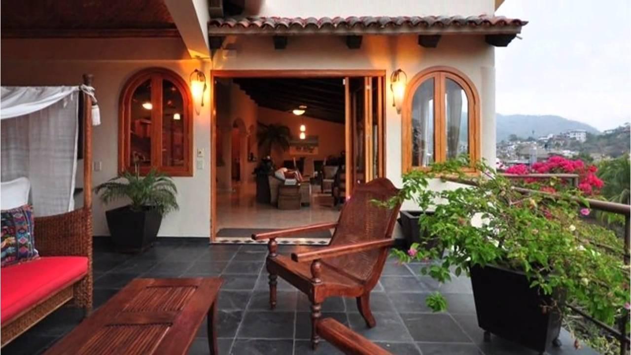 Casa la bomba en renta en puerto vallarta youtube for Casas en ciudad jardin cali para la venta