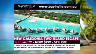 Buyinvite: New Caledonia Two Island Escape Thumbnail