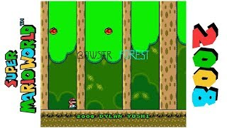 Bowser Forest • Hack of Super Mario World
