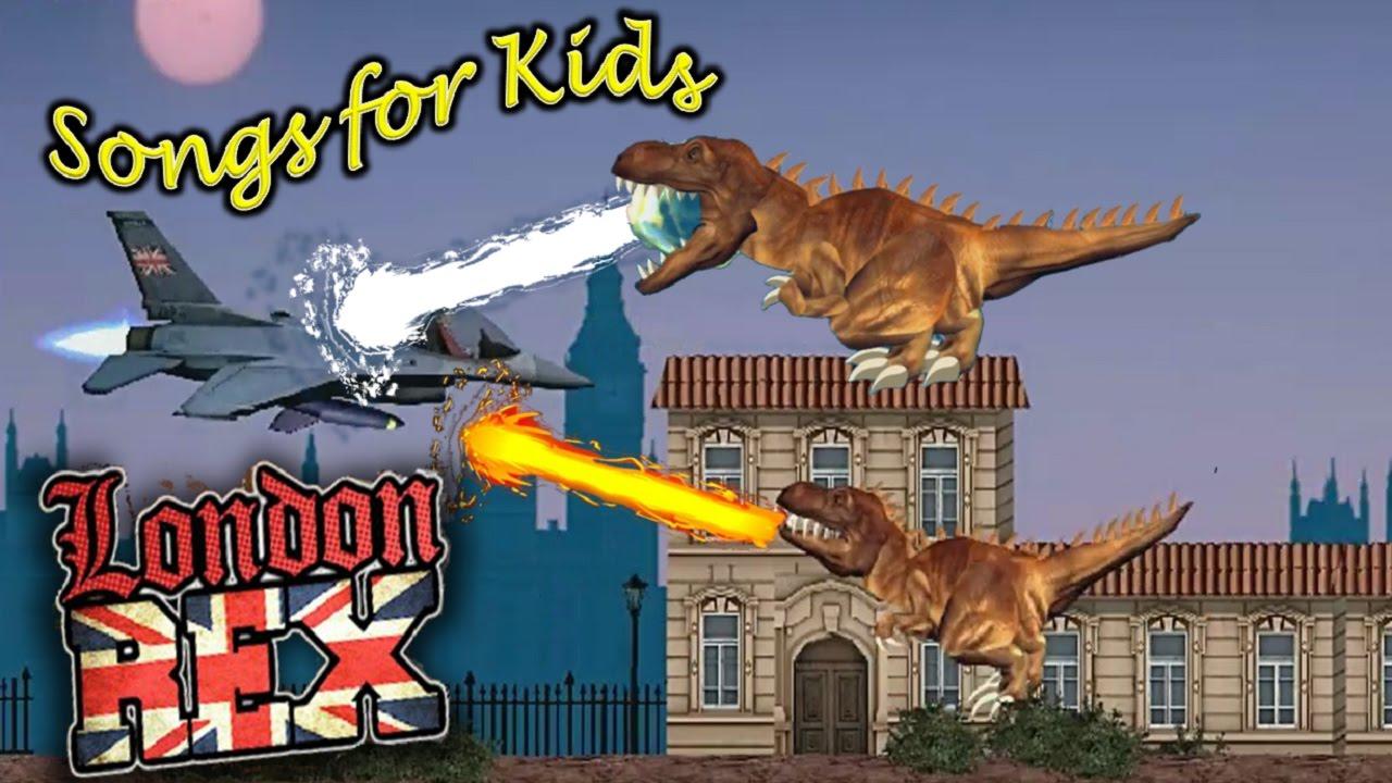 Play T Rex Games Online
