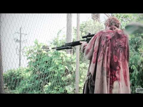 Carol breaks the crew out of Terminus- The Walking Dead - Season 5 Premiere