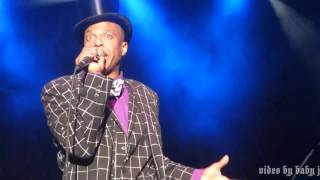 Angelo Moore-MOONAGE DAYDREAM-Celebrating David Bowie-Live-Regency Ballroom, SF, CA, March 22, 2016