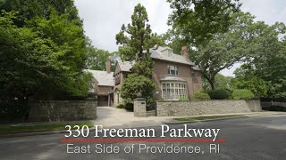 330 Freeman Parkway, East Side Of Providence, RI 02906