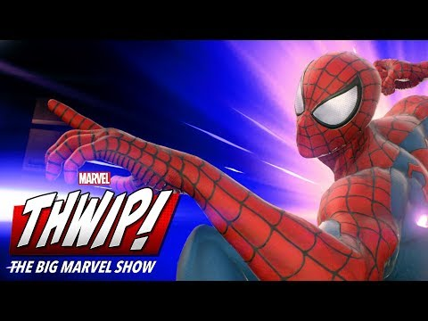 Total Gaming Punishment on THWIP! The Big Marvel Show