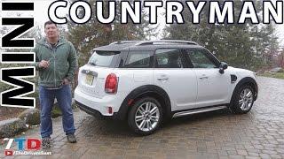 2017 Mini Countryman - Bigger, Faster, Better