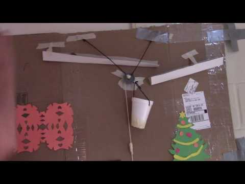Beekmantown Middle School Rube Goldberg Machine