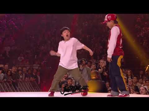 Junior Dance Tour Final - Yuya vs Yu Wenle...
