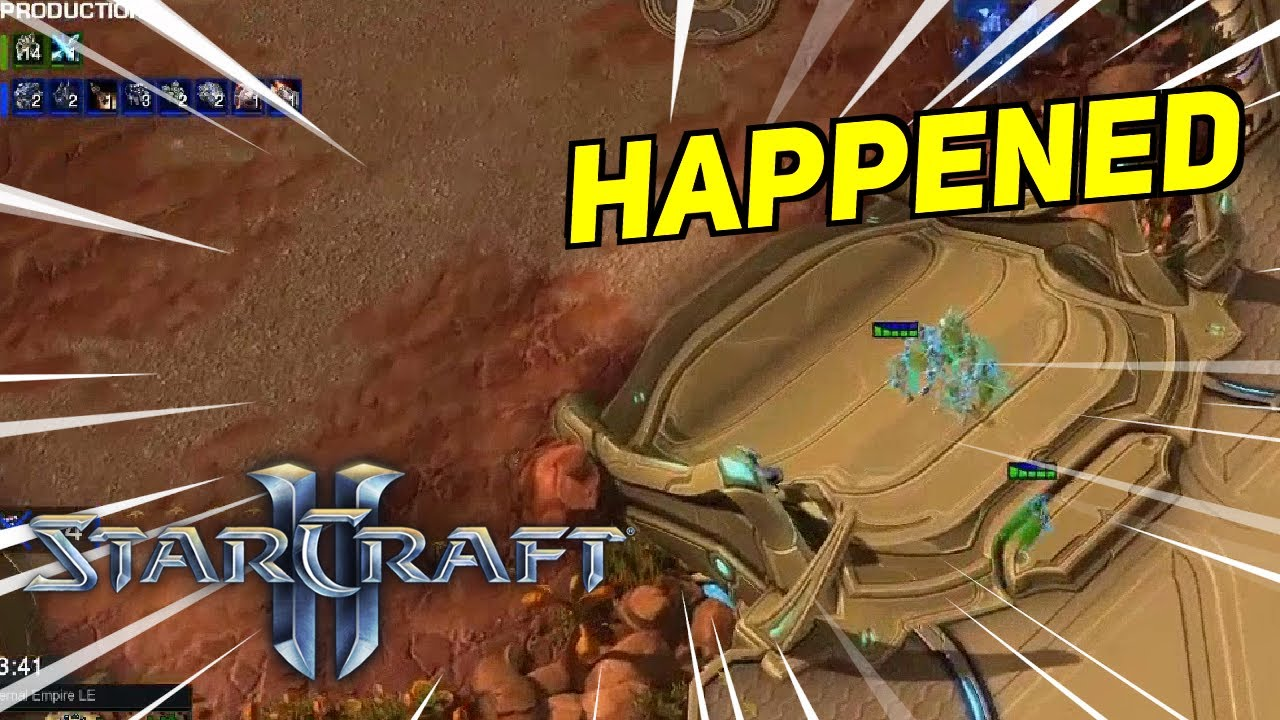 Daily Starcraft Highlights: IT HAPPENED