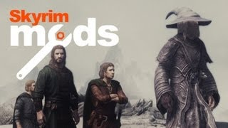The Fellowship vs. The Balrog - Top 5 Skyrim Mods of the Week