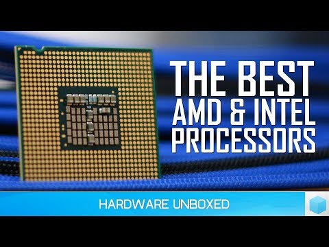Top 5 Best CPUs November 2018, AMD Prices Intel Out of The Game!