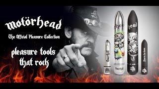 (18+) Mötorhead Sex Toys By Lovehoney Review (Ace Of Spades & Overkill)