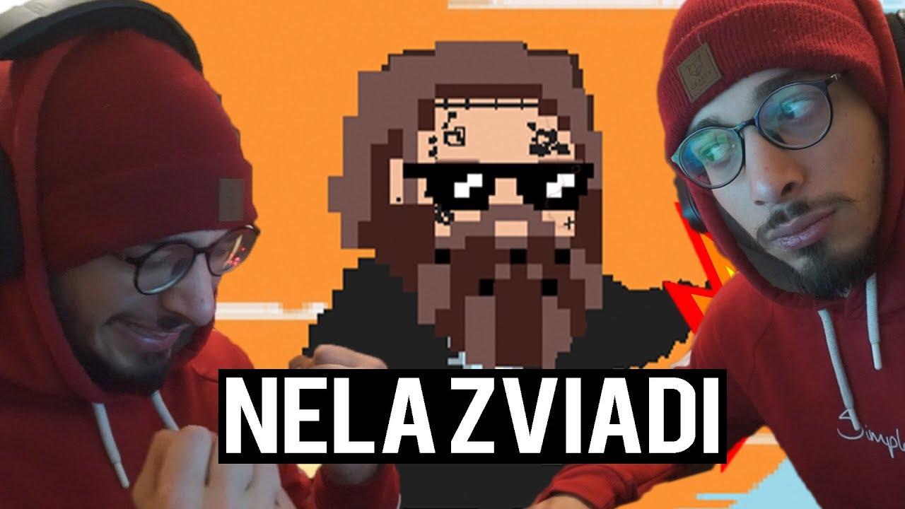 ჩემით დავწყნარდები! +გათამაშება | Nela Zviadi 2 – Part 1