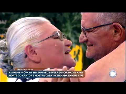 Dona Marialva, a Vovó Coxinha, revê o irmão depois de 54 anos