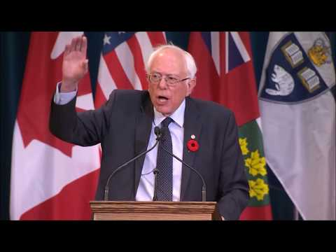 Bernie Sanders in Toronto: What America Can Learn from Canadian Health Care [Q&A]