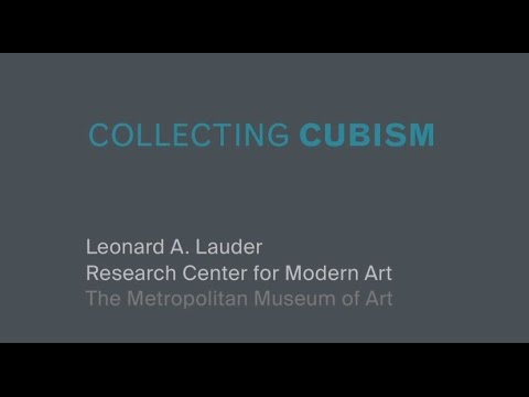 Collecting Cubism