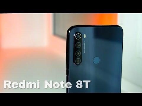 Обзор Xiaomi Redmi Note 8T ⚡ Бюджетный смартфон с NFC!