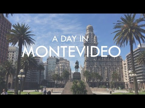 A DAY IN MONTEVIDEO |TRAVEL VLOG|