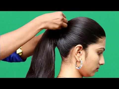 Top 3 Easy hairstyles for girls that you can create in Minutes | Super Easy Hairstyles for 2018