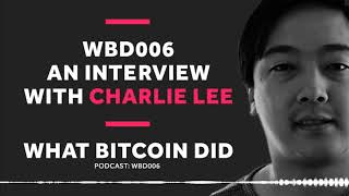 Charlie Lee on why he Sold all of his Litecoin