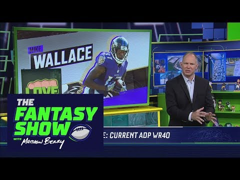 Love/Hate: Wide Receiver edition | The Fantasy Show with Matthew Berry | ESPN