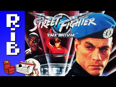 """Street Fighter: The Movie - """"The Power of Shirtlessness!"""" Run it Back!"""