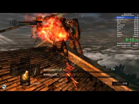 Dark Souls All Achievements in 3:01:49 IGT