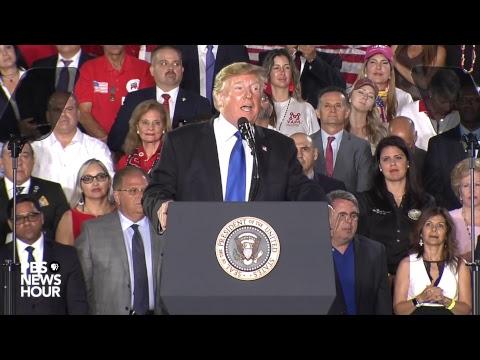 WATCH LIVE: President
