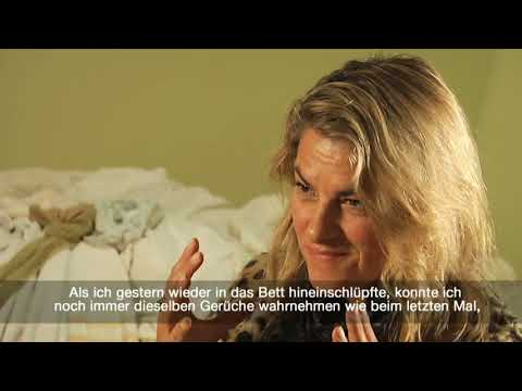 """Interview with Tracey Emin about """"My Bed"""" installation Turner Prize Winning"""