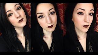 Autumn | 90s | Vampire Makeup Tutorial Thumbnail