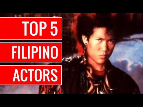 Top 5 Filipino Actors You Should Know