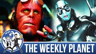 The Hellboy Movies - The Weekly Planet Podcast thumbnail