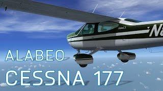 FSX FlightSim.Com - Episode 7 - Alabeo   Cessna 177 Cardinal