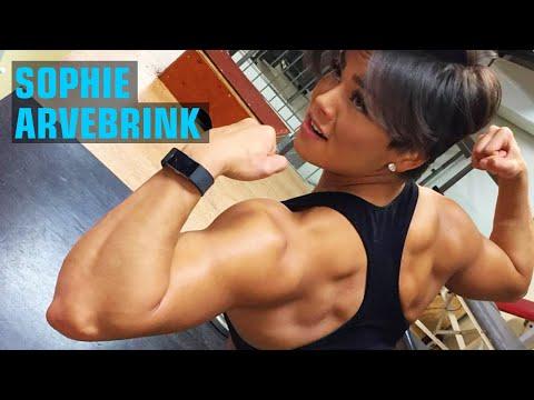 SOPHIE ARVEBRINK – amazing female bodybuilding motivation 2020