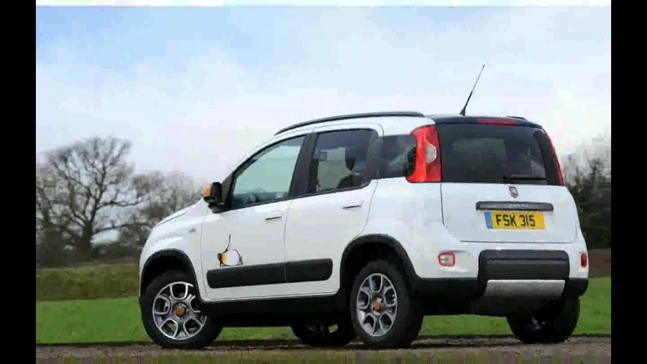 fiat panda 4x4 hatchback 0 9 twinair 85hp 4x4 cross 2014 youtube. Black Bedroom Furniture Sets. Home Design Ideas